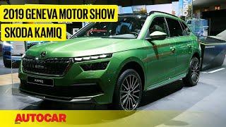 Skoda Kamiq | First Look Preview | Geneva Motor Show 2019 | Autocar India
