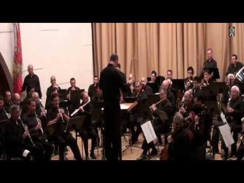 Concierto Homenaje Kerkrade 1981 - CIM La Armonica Buñol - La Gran Via 1-2