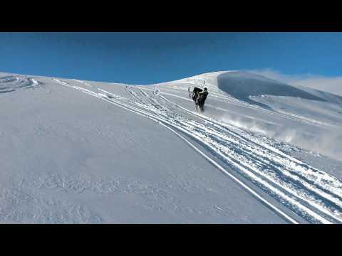 Ski-doo 1200 turbo