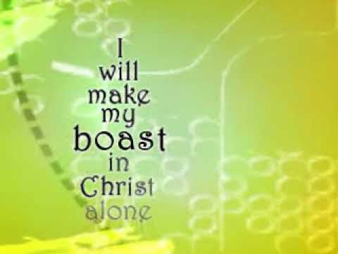 are you boasting about Boasting In The Lord