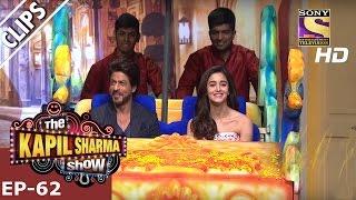 Shahrukh and Alia on the show -The Kapil Sharma Show–26th Nov 2016