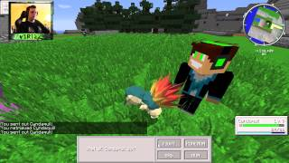 Minecraft Pokemon! (#1) | Vertez & HunterBright