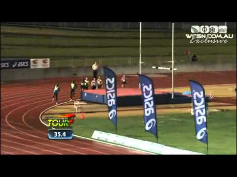 2011 Sydney Track Classic - Mens 800m