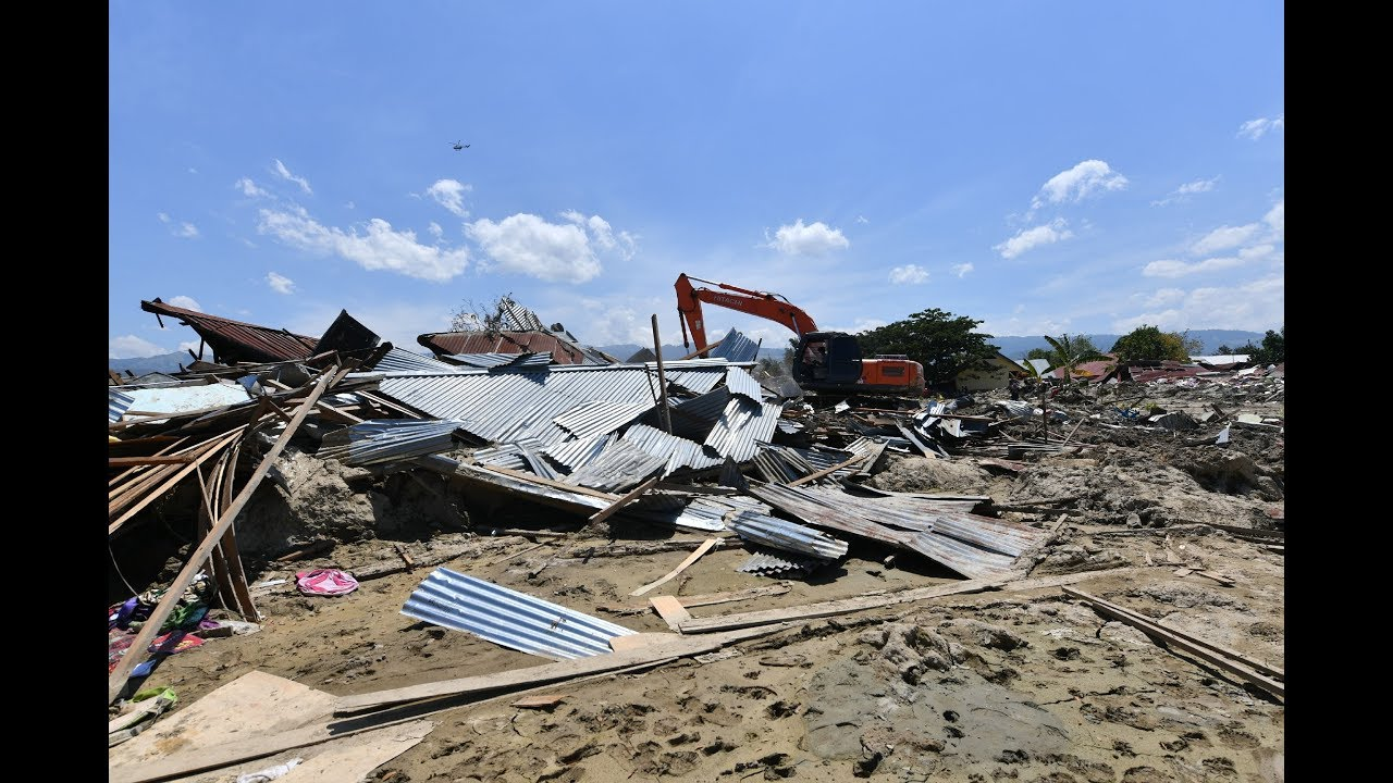 More than 1,000 may still be missing in Indonesia disaster