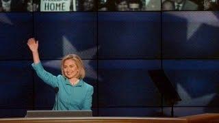 DNC 1996 - First Lady Hillary Rodham Clinton [FULL SPEECH]