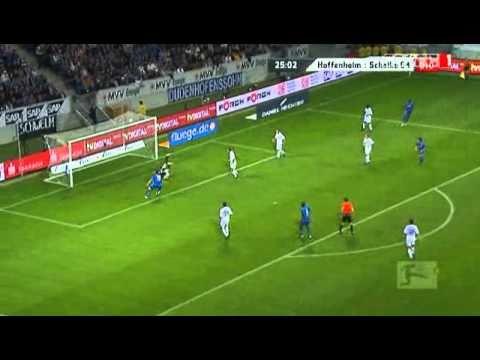 1899 Hoffenheim - Schalke 04  10-09-10 [2-0]
