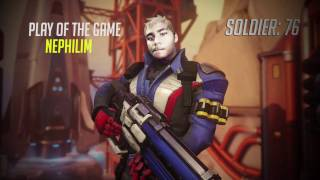 Nephilim's Soldier 76: Play of the Game (Best Soldier BD)