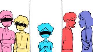 Love is Blind - Falsettos Animatic