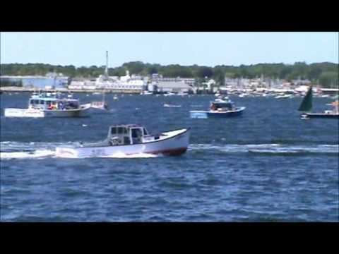 2011 Rockland Lobster Boat Races