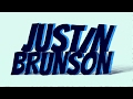 Justin Brunson Showreel