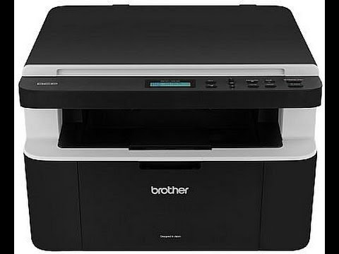 Resetar Impressora Brother DCP 1512 (tn-1060) Destravar Toner