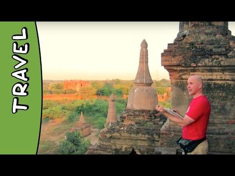Doodles of Life - Burma (Part 1)