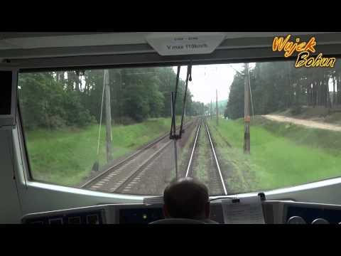 Wujek Bohun Live - Trasa kolejowa relacji Szczecin-Świnoujście