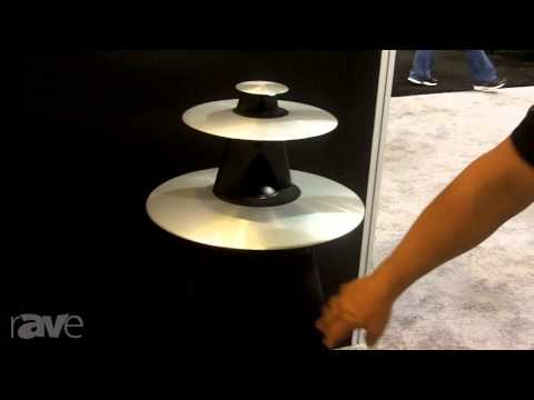 CEDIA 2013: Bang and Olufsen Introduced the BeoLab5 Speaker
