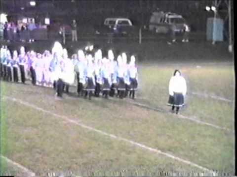 Oil City Senior High School: Oiler Marching Band (OMB) 1988