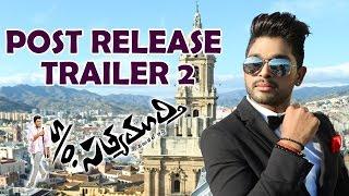 S/o Satyamurthy || Post Release Trailer 2 || Allu Arjun, Samantha, Nithya, Adah Sharma