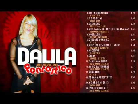 DALILA LA DIOSA DEL VERBO AMAR CD ENTERO COMPLETO