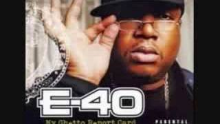 Watch E40 U And Dat video