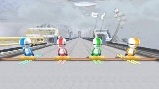 Wii Party minigame: Jumbo Jump 60fps