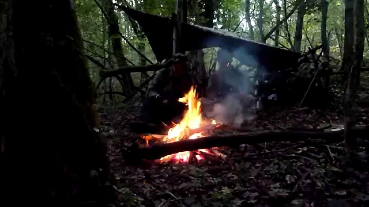 Autour d 39 un feu de camp en aveyron 10 10 2014 youtube - Faire un feu de camp dans son jardin ...