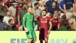 LIVERPOOL vs FC PORTO FIFA 18 predictions 2017-18 Champions League 06.03.2018