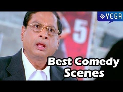 M.S. Narayana Best Comedy Scenes - Latest Telugu Comedy Scenes...