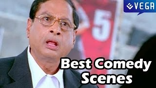 M.S. Narayana Best Comedy Scenes - Latest Telugu Comedy Scenes