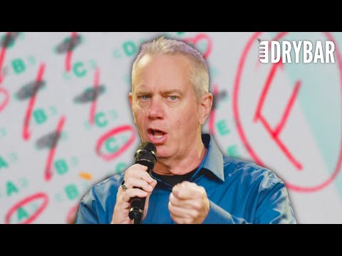 When You're Not the Smart Kid At School | Dennis Regan | Dry Bar Comedy