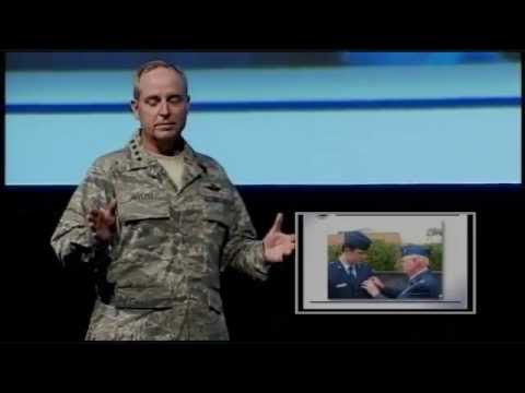 General Welsh Speech to USAFA