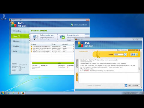 Messin' with Fake AVG Antivirus 2011