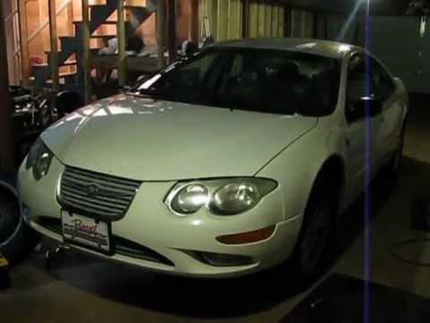 To Replace (fix) The Mode Door Actuator On A 2000 Chrysler 300m Air