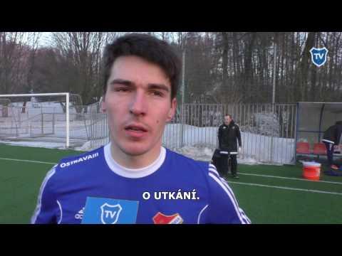 Rozhovor s Robertem Hrubým po přípravě s Nitrou (5:0)