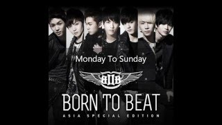 Watch Btob Born To Beat video