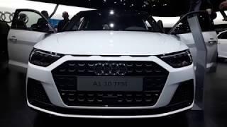 Audi A1   Geneva Motor Show 2019