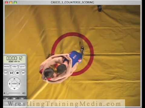 Wrestling Video Boot Camp - Headlock Drill Image 1