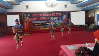 "FLS2N Provinsi Lampung ""BELIN SMP N 1 LIWA"""