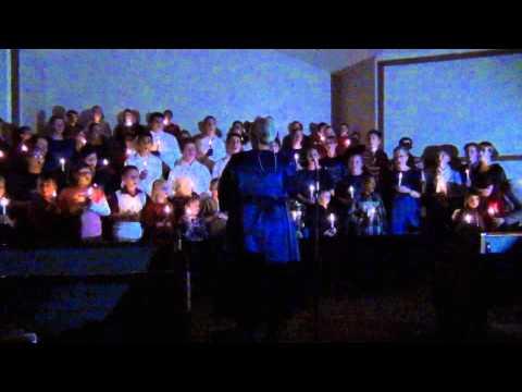 Silent Night - Hartville Christian School 2012 - 12/29/2012