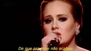 Adele - Someone Like You - Letra em Português.
