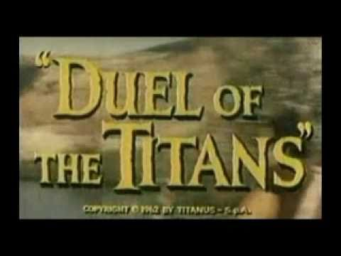 Duel of the Titans movie preview