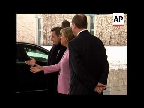 WRAP Arrivals for pre-G20 meeting of EU leaders; family photo
