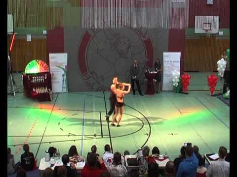 Julia Butterweck & Philipp Wolf - Landesmeisterschaft NRW 2013