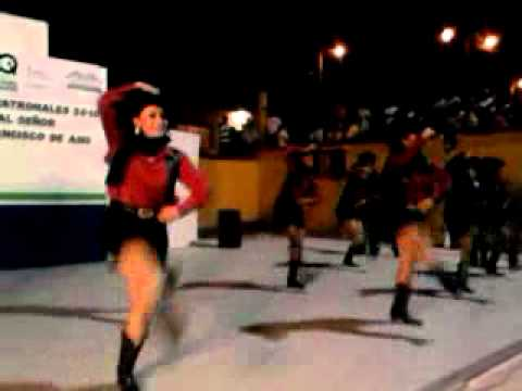 GRUPO DE DANZA MEDIA LUNA Bailes Calabaceados De Tijuana, Baja California
