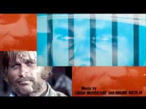 ENNIO MORRICONE -The Mercenary/ L'Arena (1968)