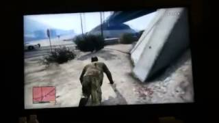 Unknown Cheat code in GTA V (God Mode)