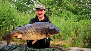 Karpervissen Flexible Carpfishing Jeugdkamp 2015