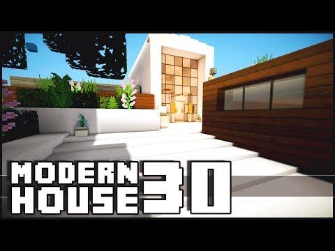 Minecraft - Modern House 30