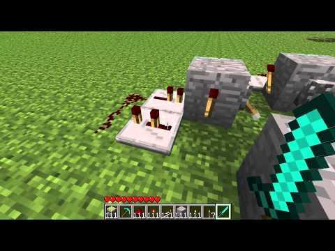Minecraft - Les MDC 31 Nouveaux pulsers (fréquence 4)