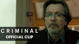 """Criminal (2016 Movie) Official Clip – """"Your Name"""""""