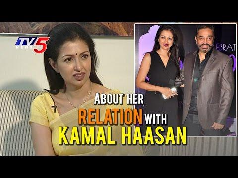 Actress Gautami About Her Relation With Kamal Haasan   Life Is Beautiful With Gautami   TV5 News