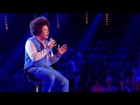 The Voice UK 2013 | Lem Knights performs 'As Long As You Love Me' - The Knockouts 1 - BBC One